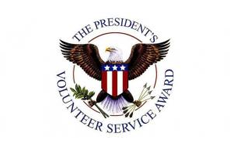 The presidents volunteer programme